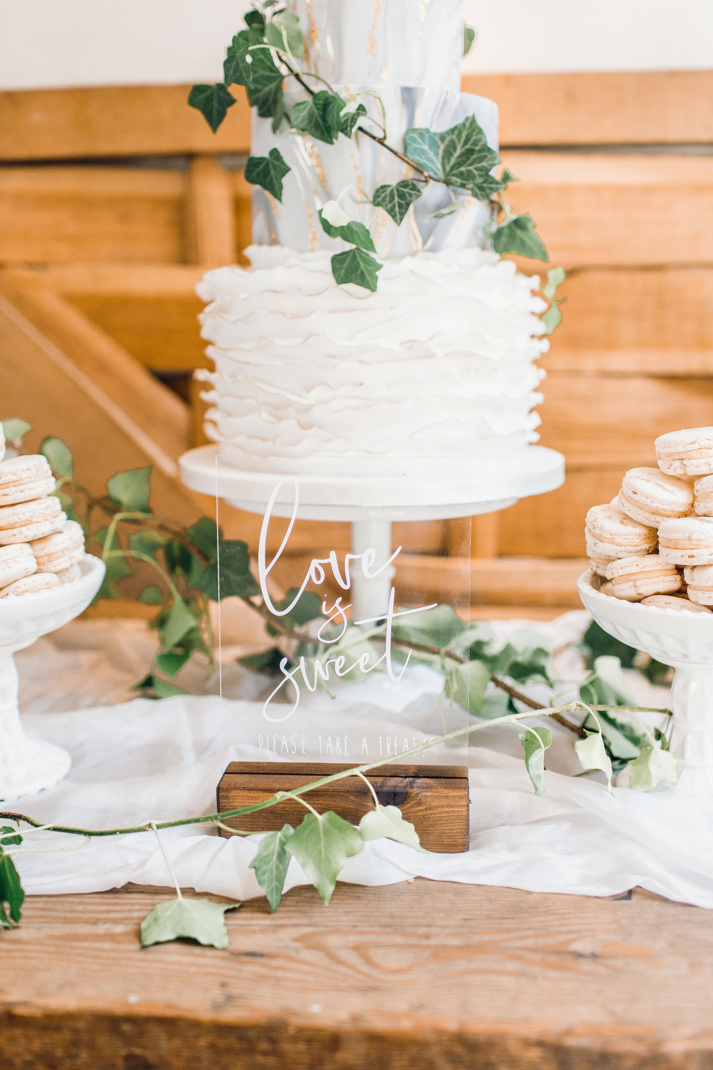 Real Wedding at Cripps Barn