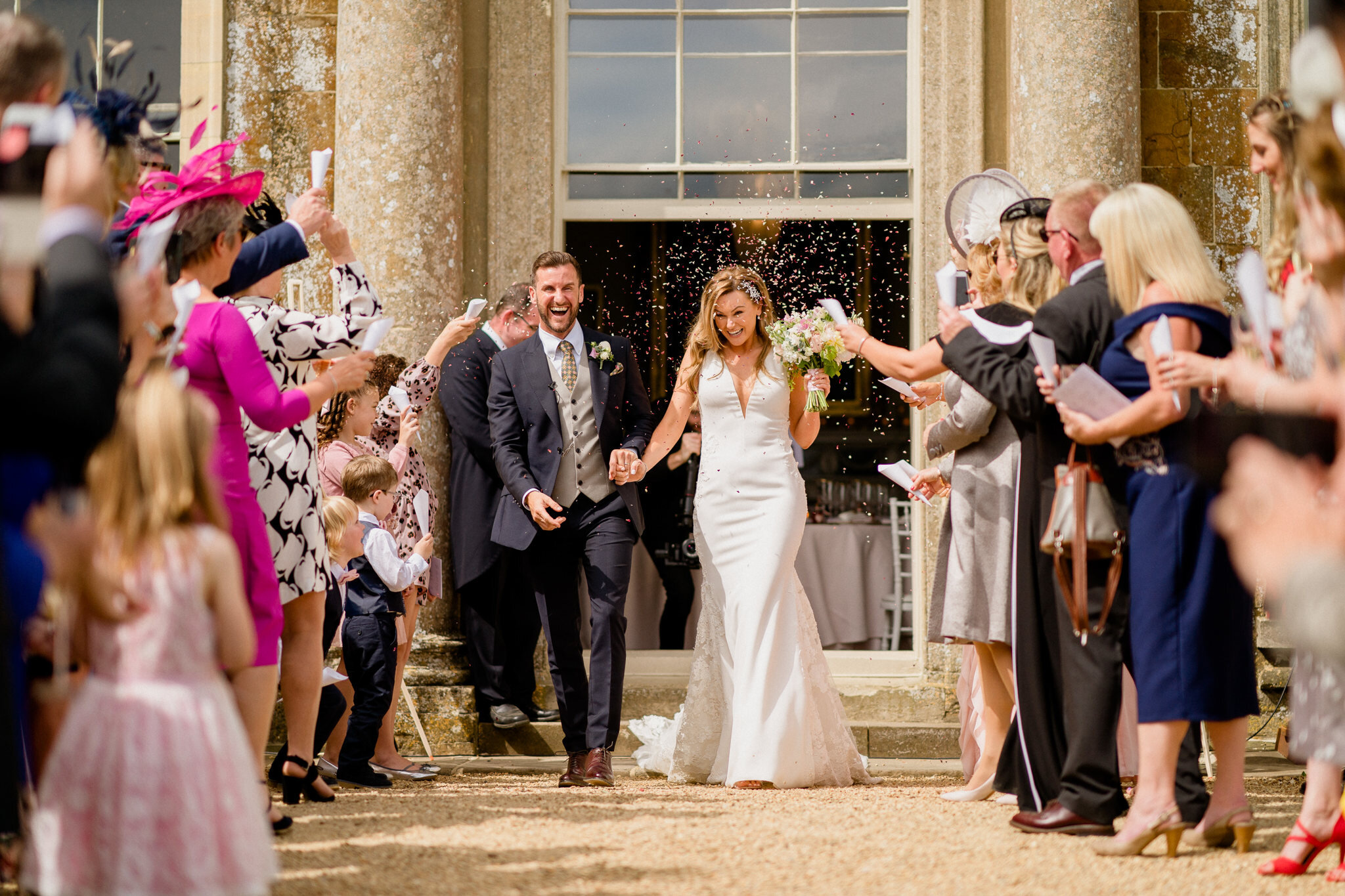 Mr and Mrs Smith, Aynhoe Park