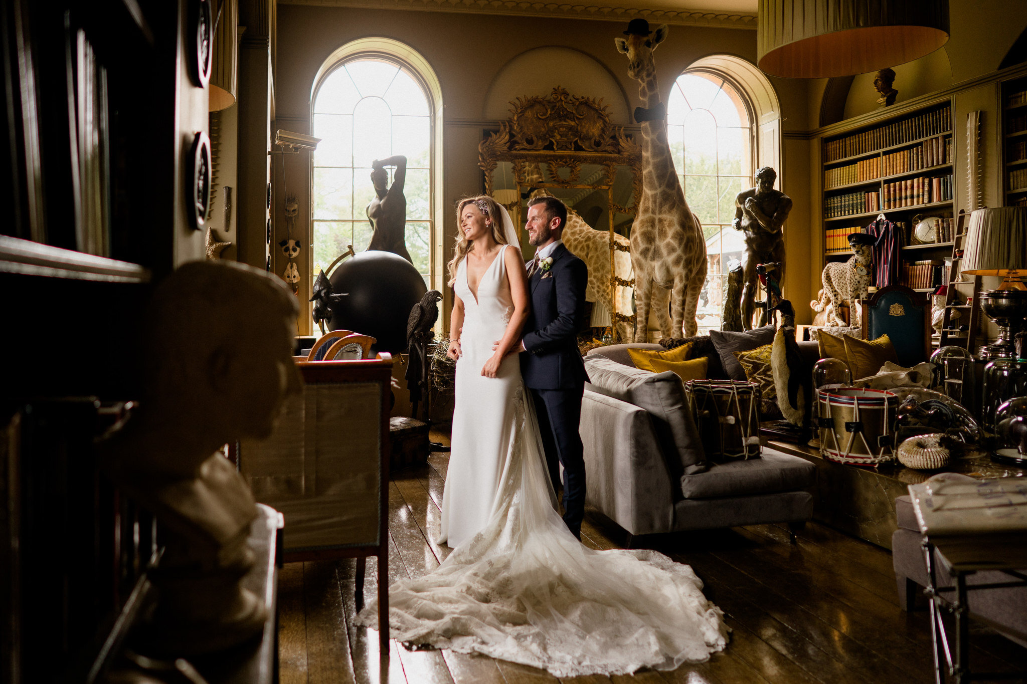 Mr and Mrs Smith- Aynhoe Park