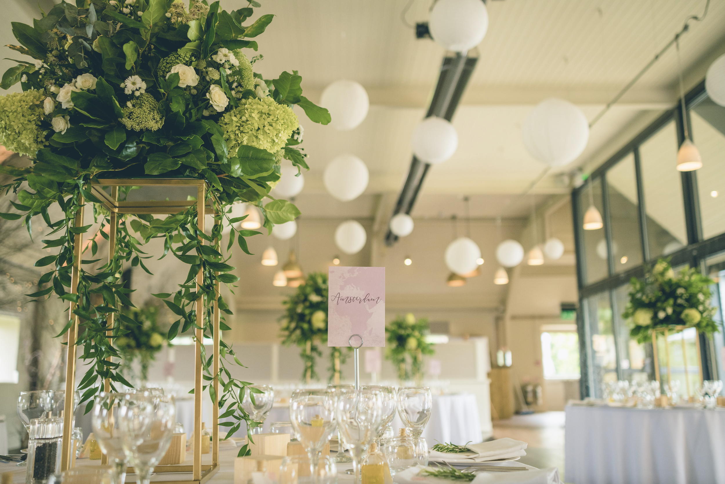Lapstone Barn Wedding Venue, Travel inspired Table Name