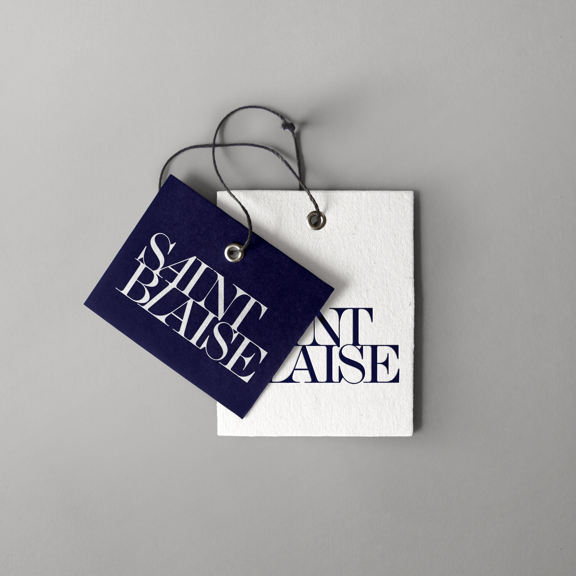 Saint Blaise - Branding, logo design, illustration