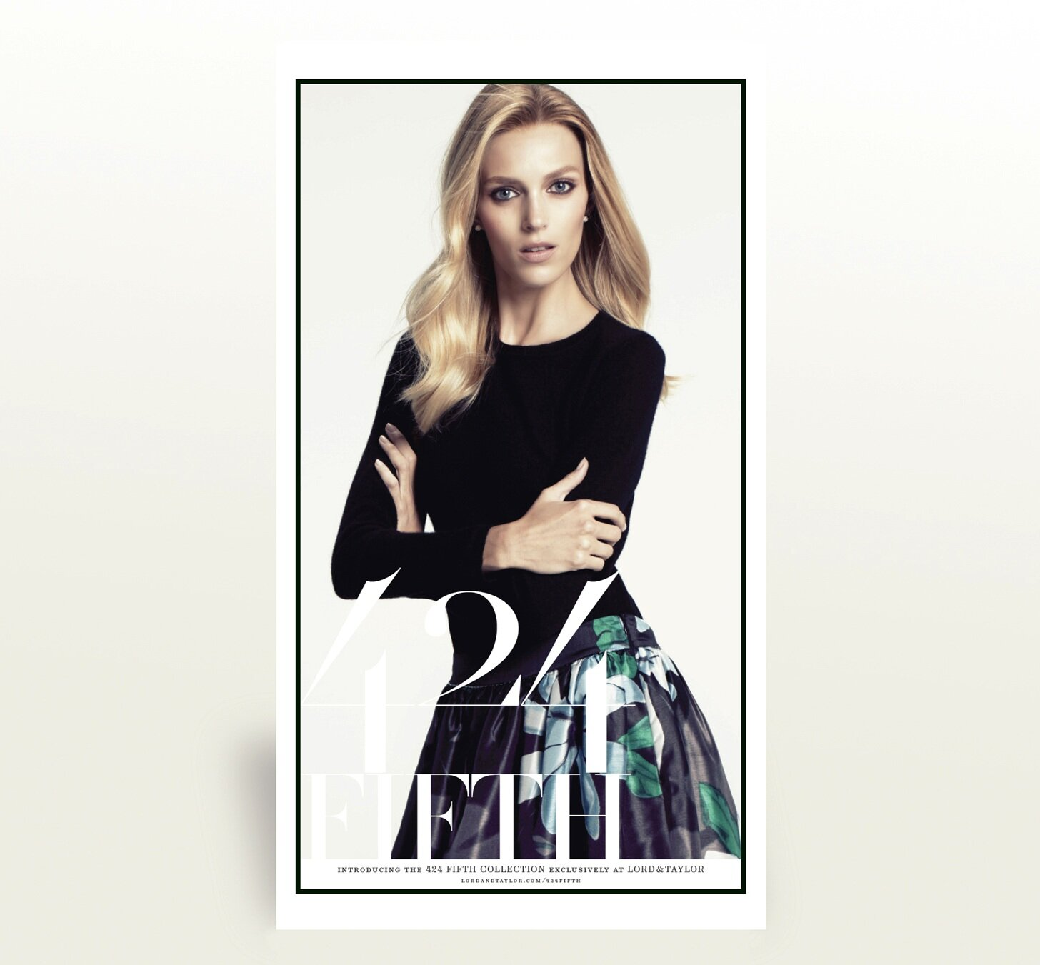 Lord & Taylor - Creative direction, team build, Brand refresh