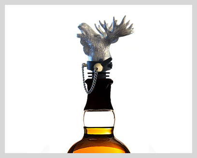 Menagerie Whiskey/Spirits Pourers, $34