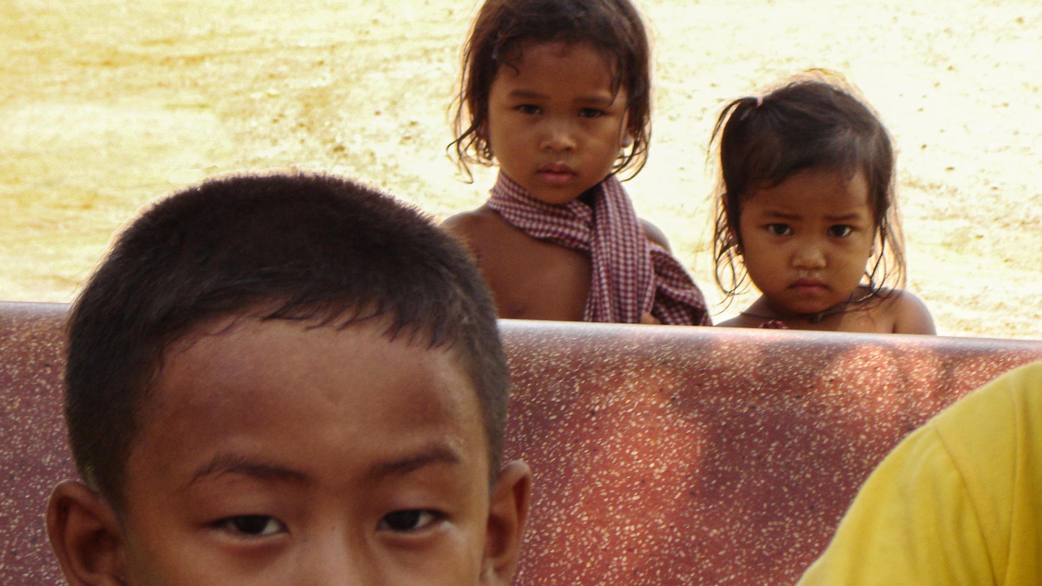 A trip to Cambodia