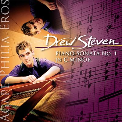 Drew Steven Piano Sonata No. 1 in C Minor