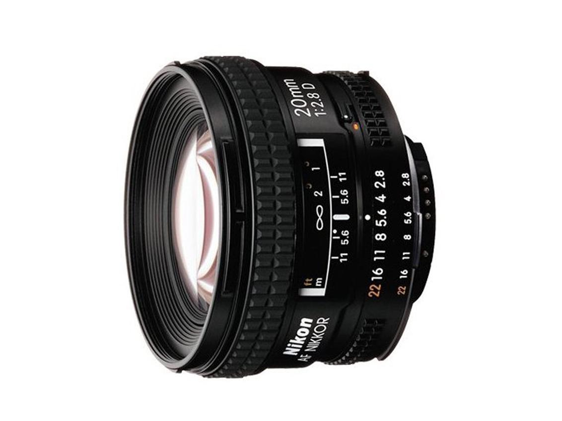 Drew Steven Nikon AF-D 20mm f2.8 Wide Lens
