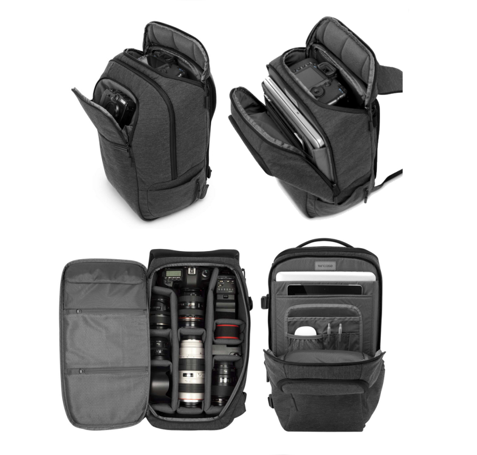 Drew Steven Photography Incase DSLR Pro Pack Backpack