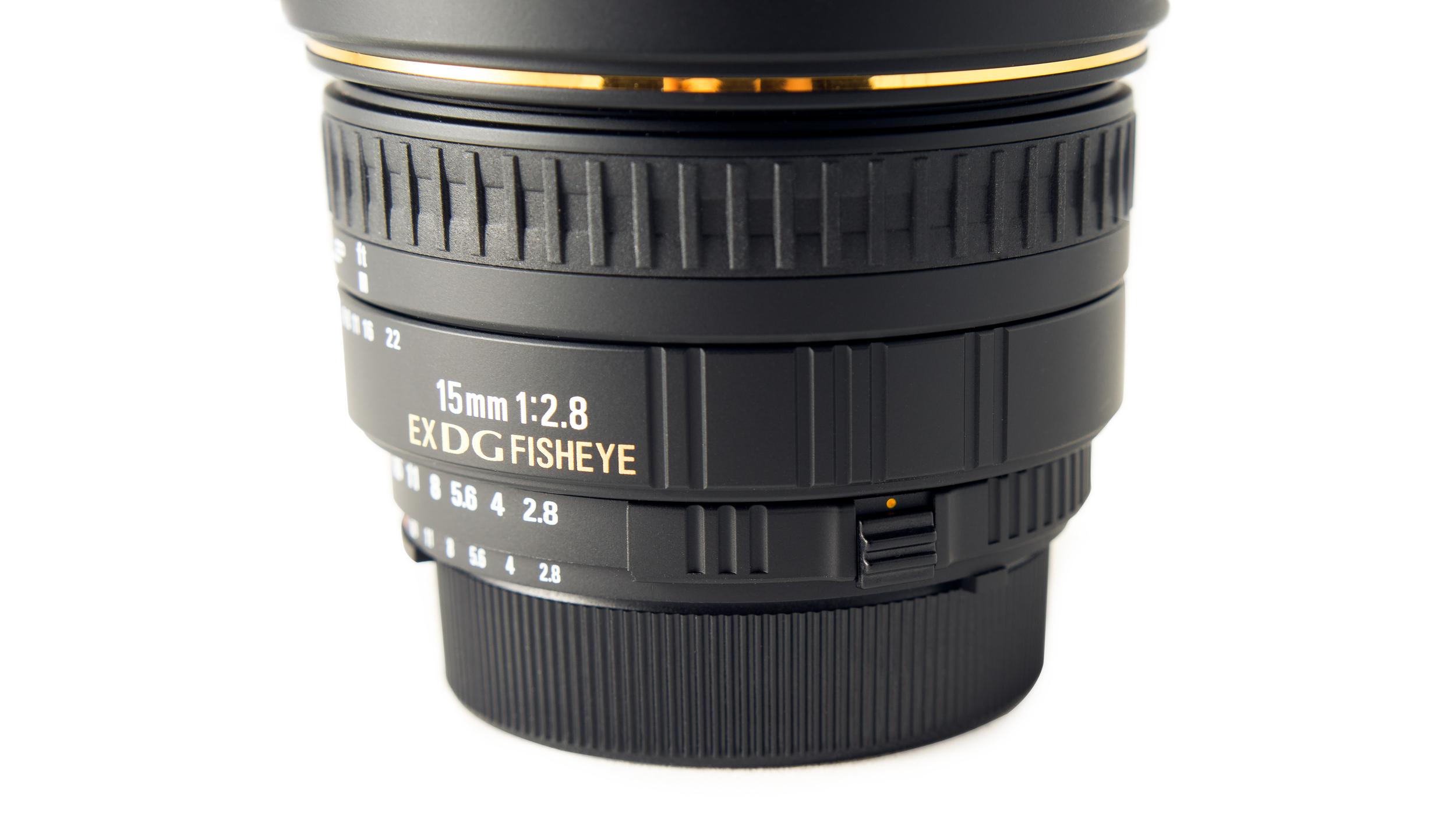 Drew Steven Photography Sigma 15 Fisheye Review