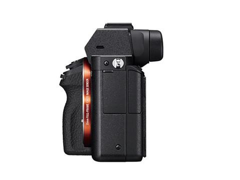 Sony A7II Mark II 5 Axis On Sensor Stabilization Sony E Mount Full Frame Grip