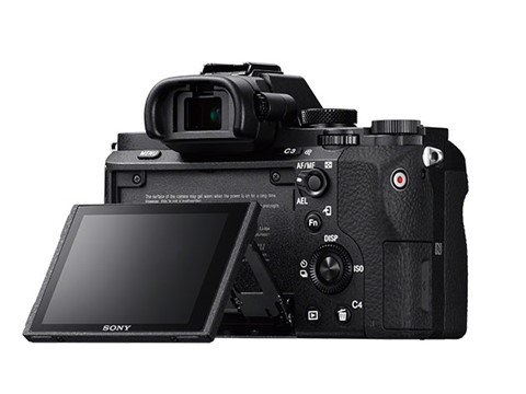 Sony A&II Mark II 5 Axis On Sensor Stabilization Sony E Mount Full Frame Grip