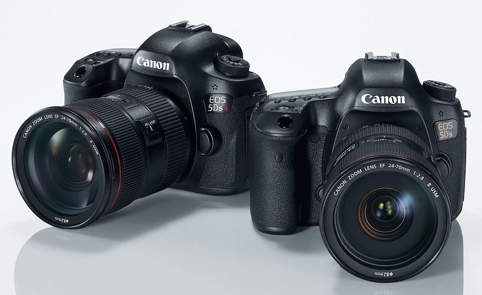 Canon EOS 5DS 5DSR 50.6 megapixelDSLR