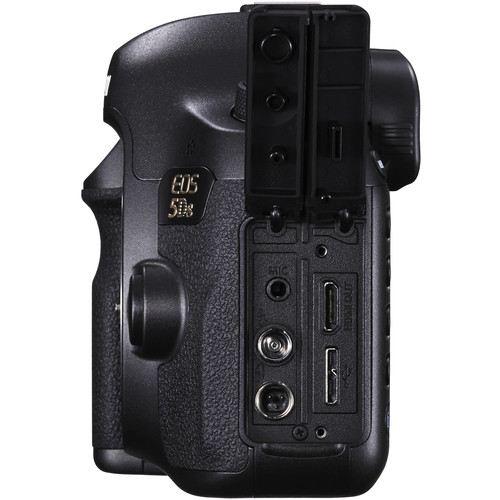 Canon 5DS 5DSR Side Ports MIC Drew Steven Photography
