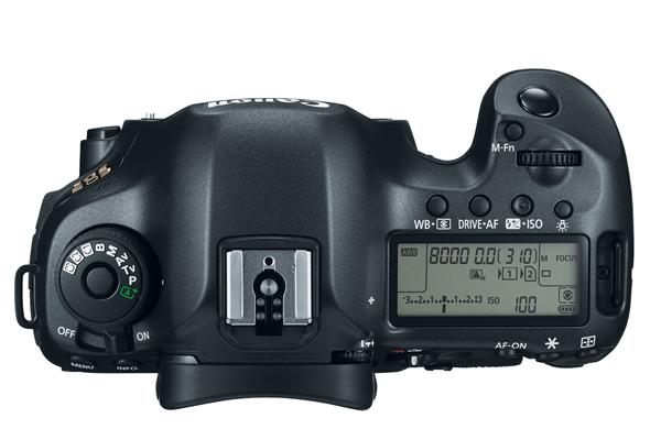 Canon 5DS 5DSR Top View Drew Steven Photography