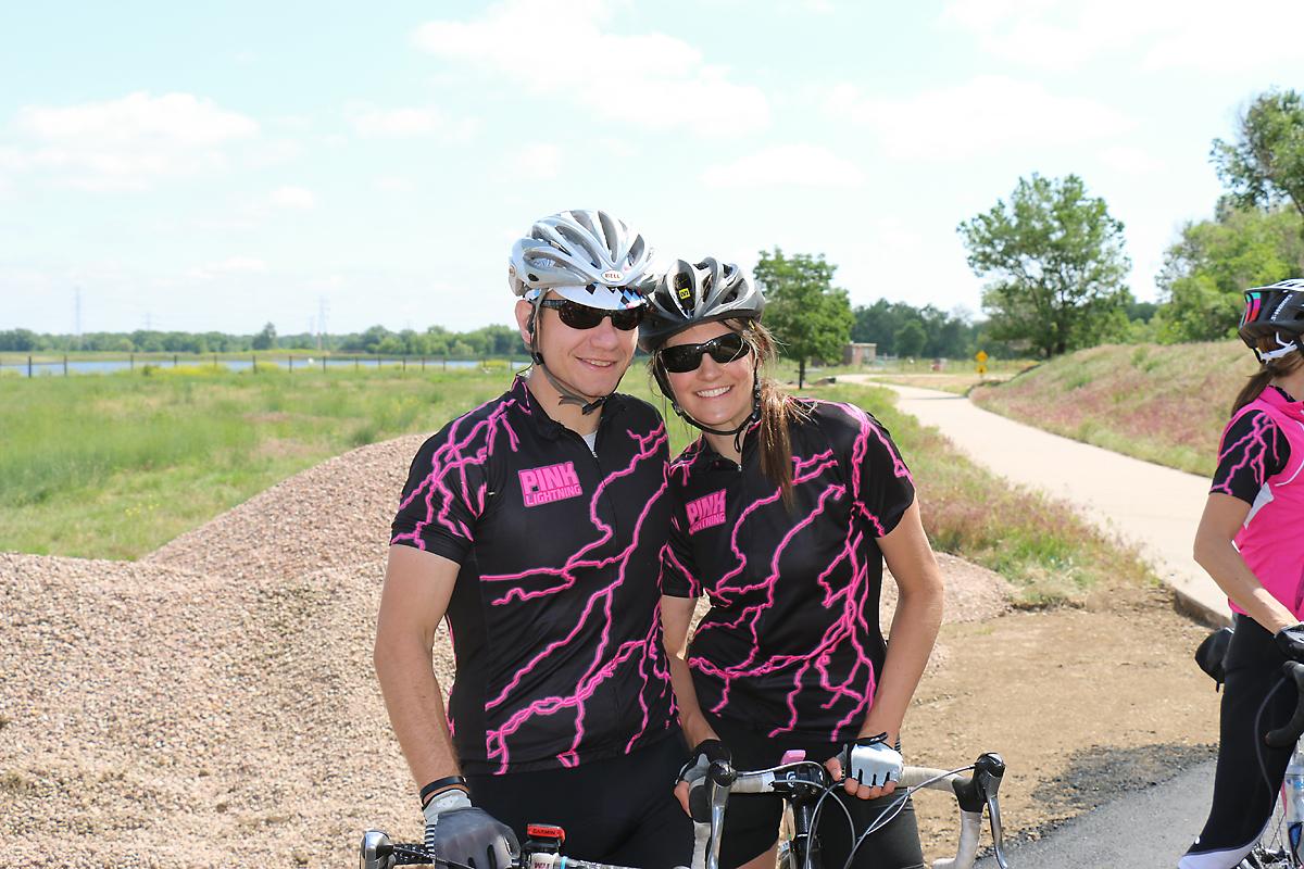 Bo Pihl and Erica Nagy