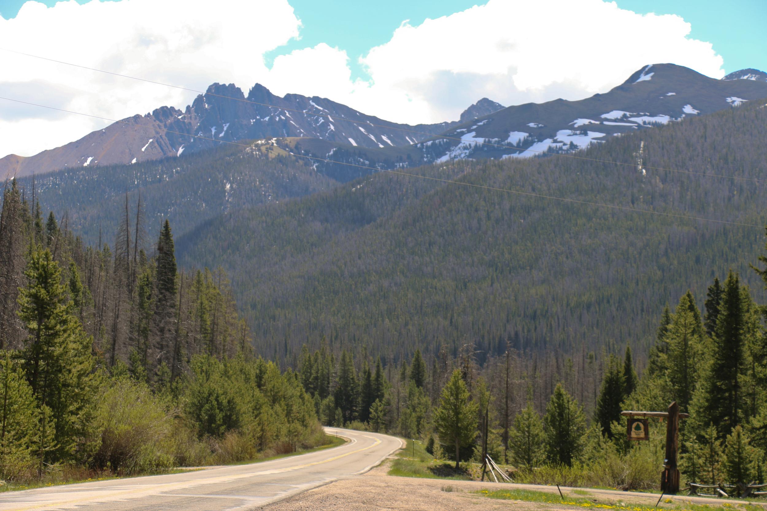 God's Country—Colorado...