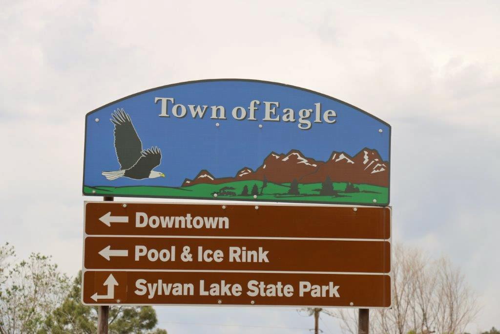 Landed in Eagle