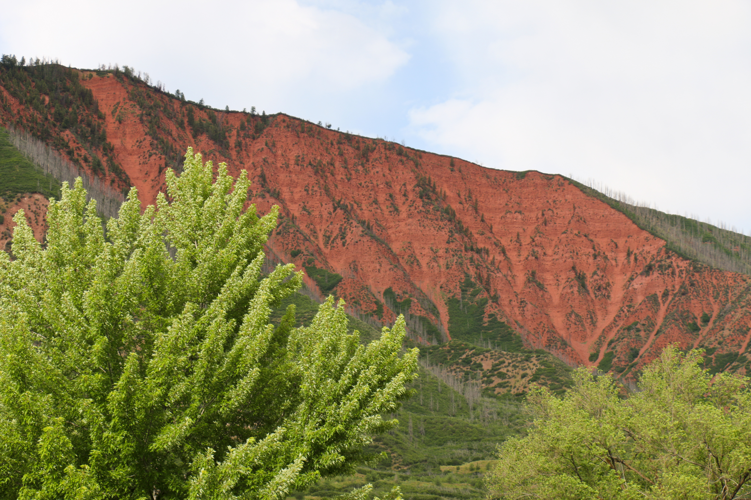 "Another ""Red Rocks"""
