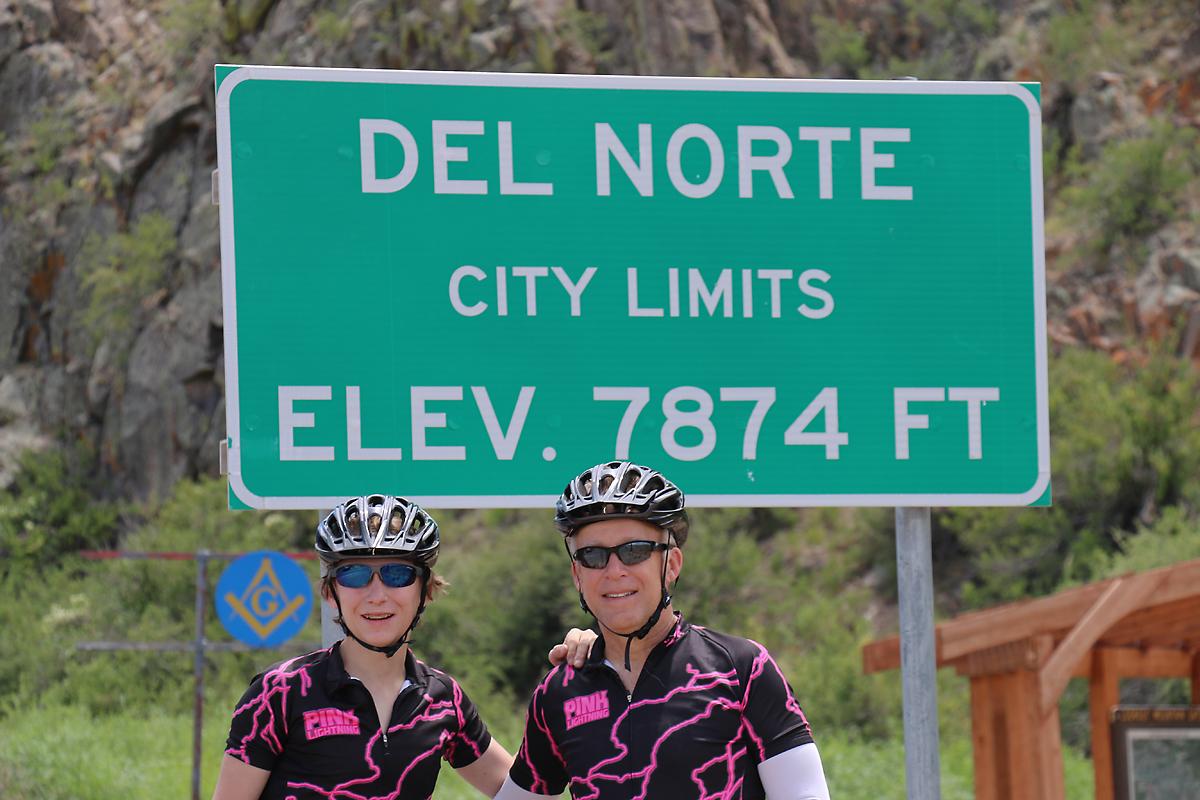 The team hits Del Norte