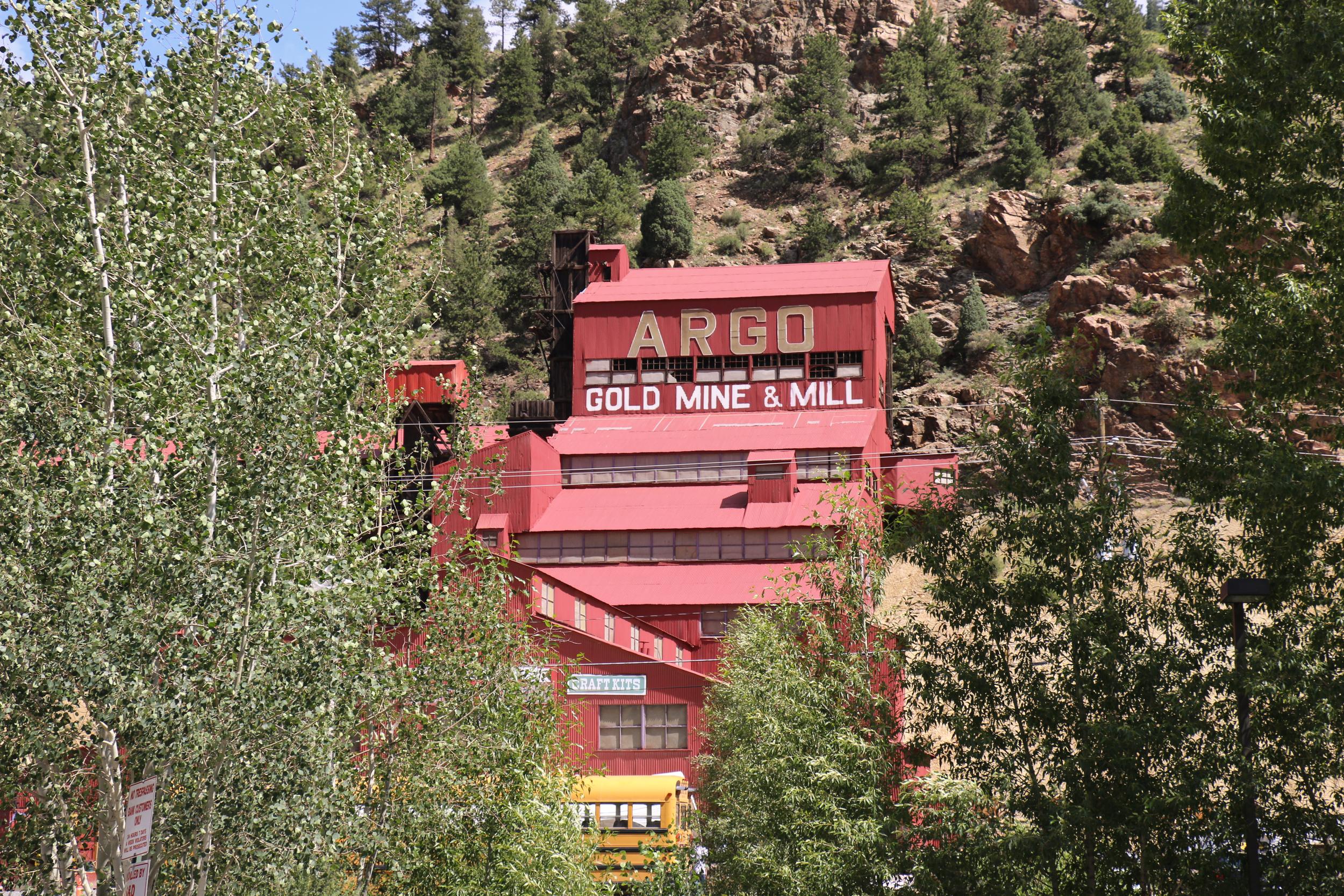 Colorado's Gold Rush!