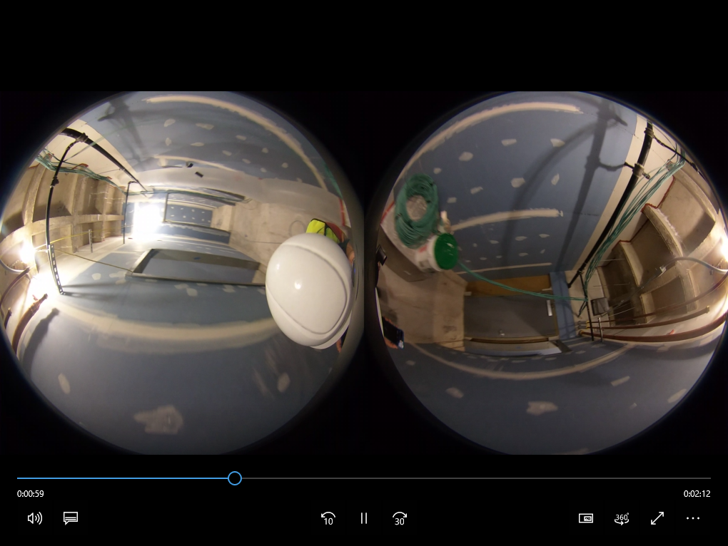 Stereoscopic Video in Windows Viewer