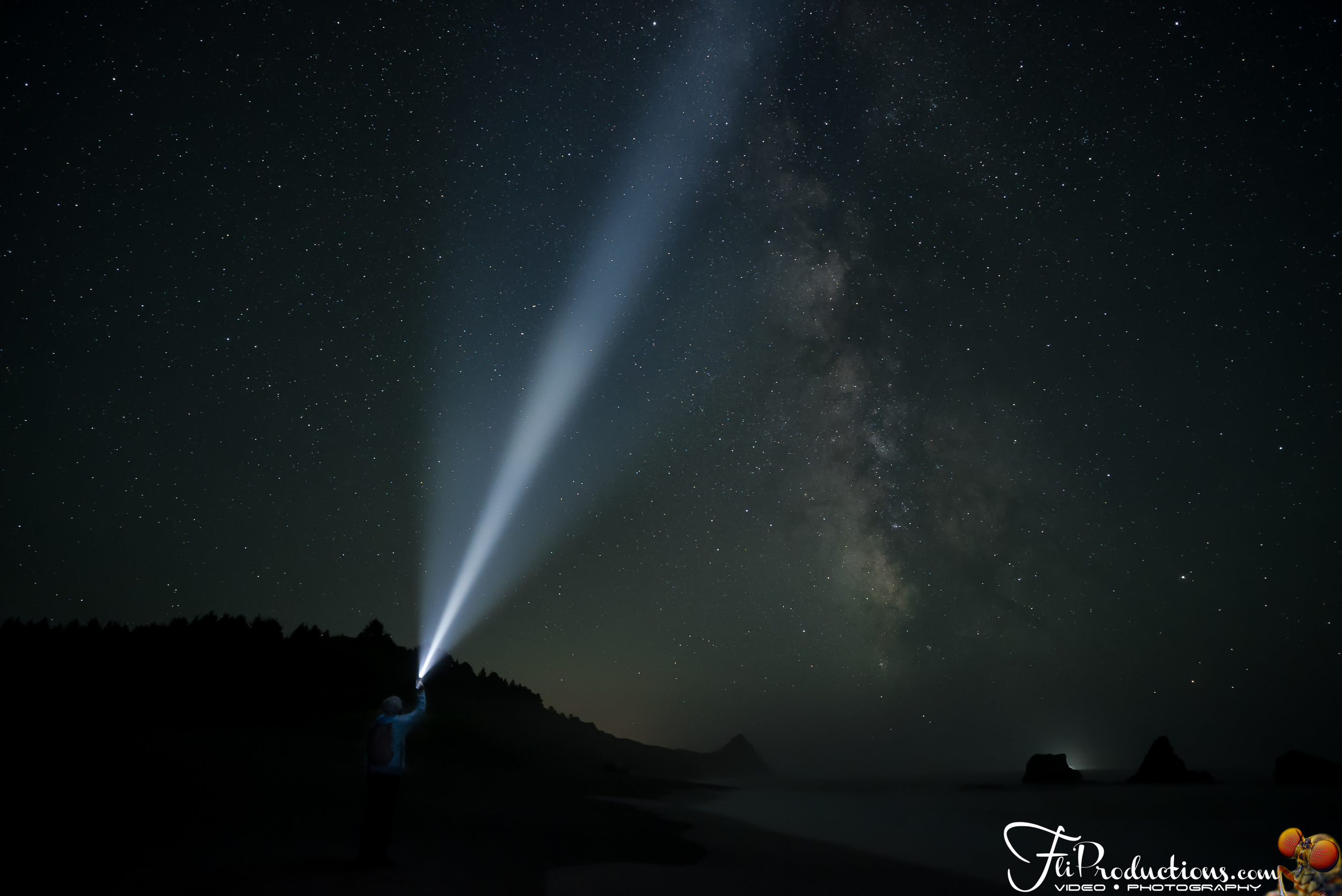 Sharp Point Astrophotography - Dry Lagoon State Park California