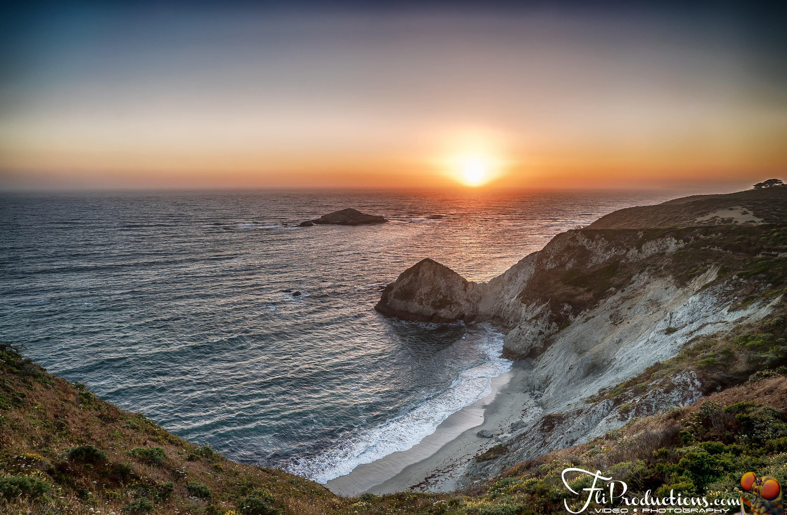 Tomales Point Trail - Point Reyes National Seashore - California