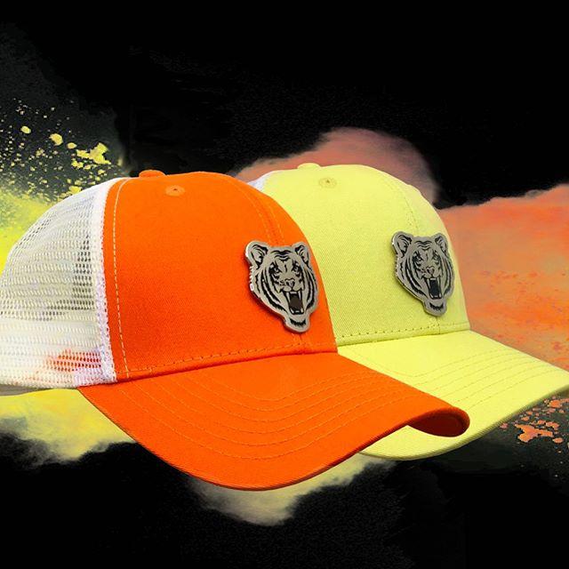 New collection available now . www.Ricalyce.com . . . #orangecap #summercap #luxuryheadwear #beach #ricalyce #tigercap #ukdance #limitedstock
