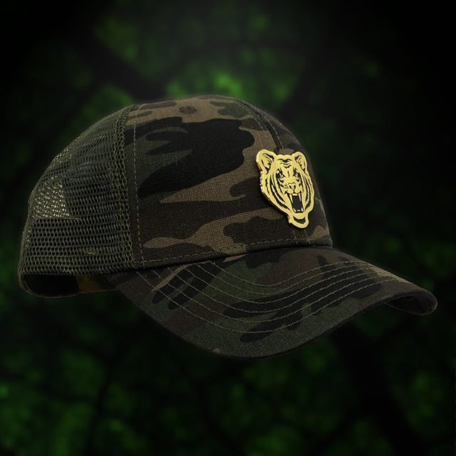 Our best selling camo is back . Limited stock on this limited edition piece .  www.Ricalyce.com . . . .  #cap #snapback #limitededition #ricalyce #camocap #greencamo #tiger #tigercap