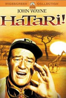 Hatari! The movie, 1962