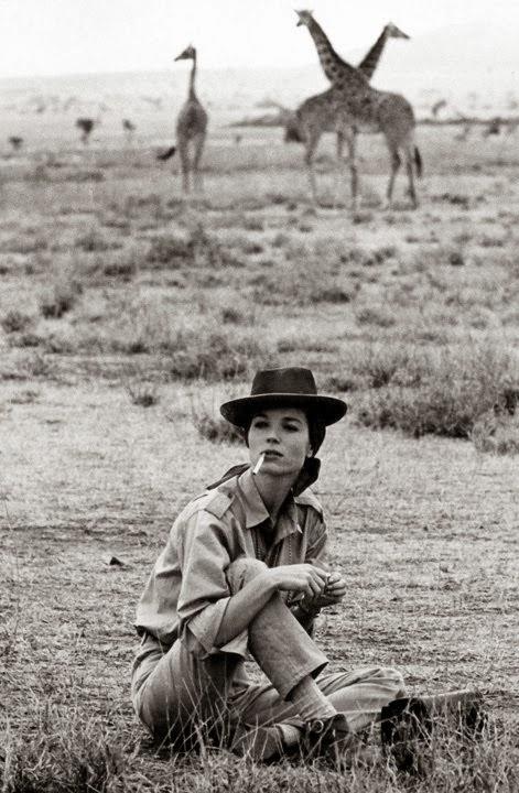 Elsa Martinelli in Hatari! 1962
