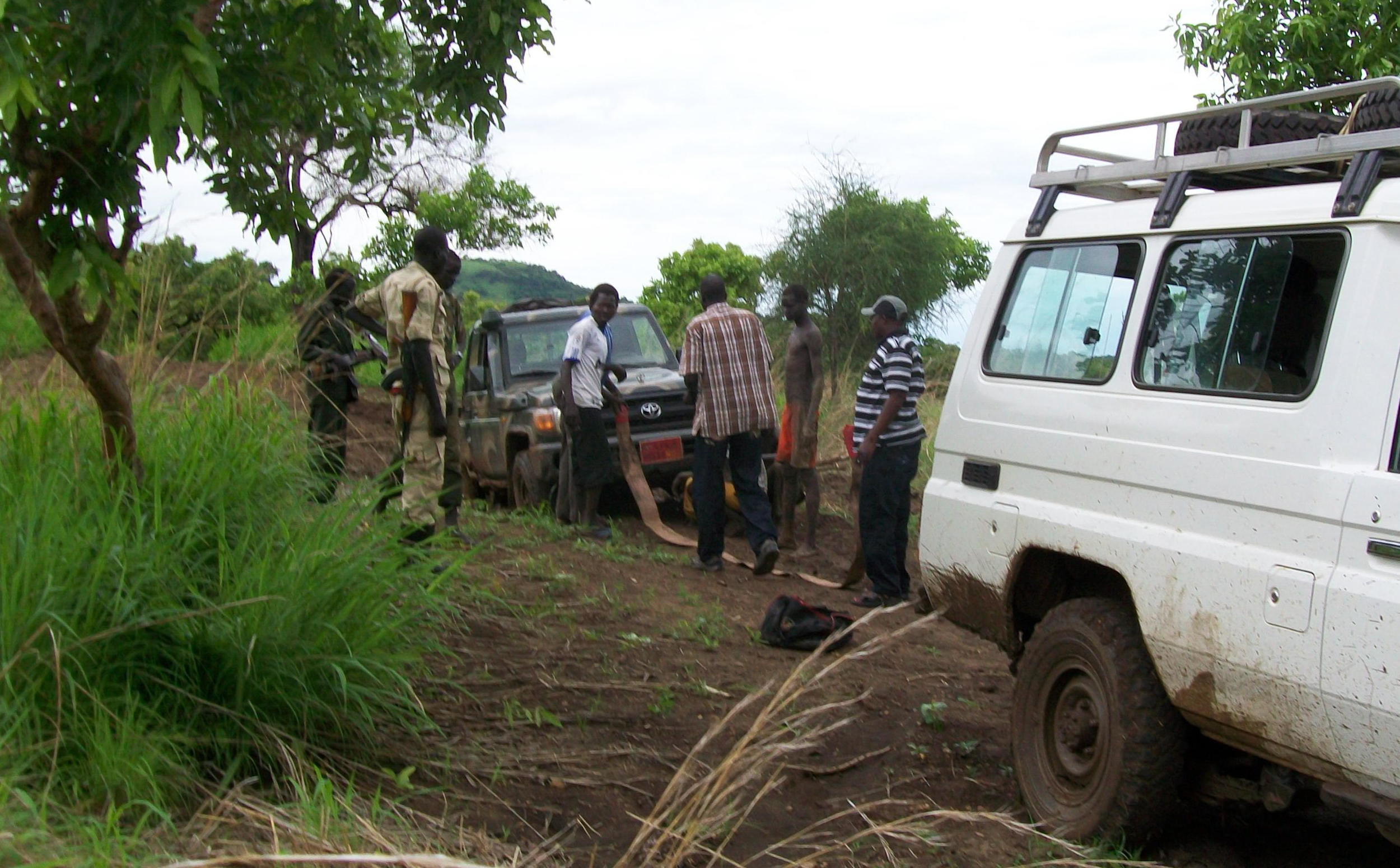 Boma, Jonglei State, South Sudan © Flyga Twiga LLC