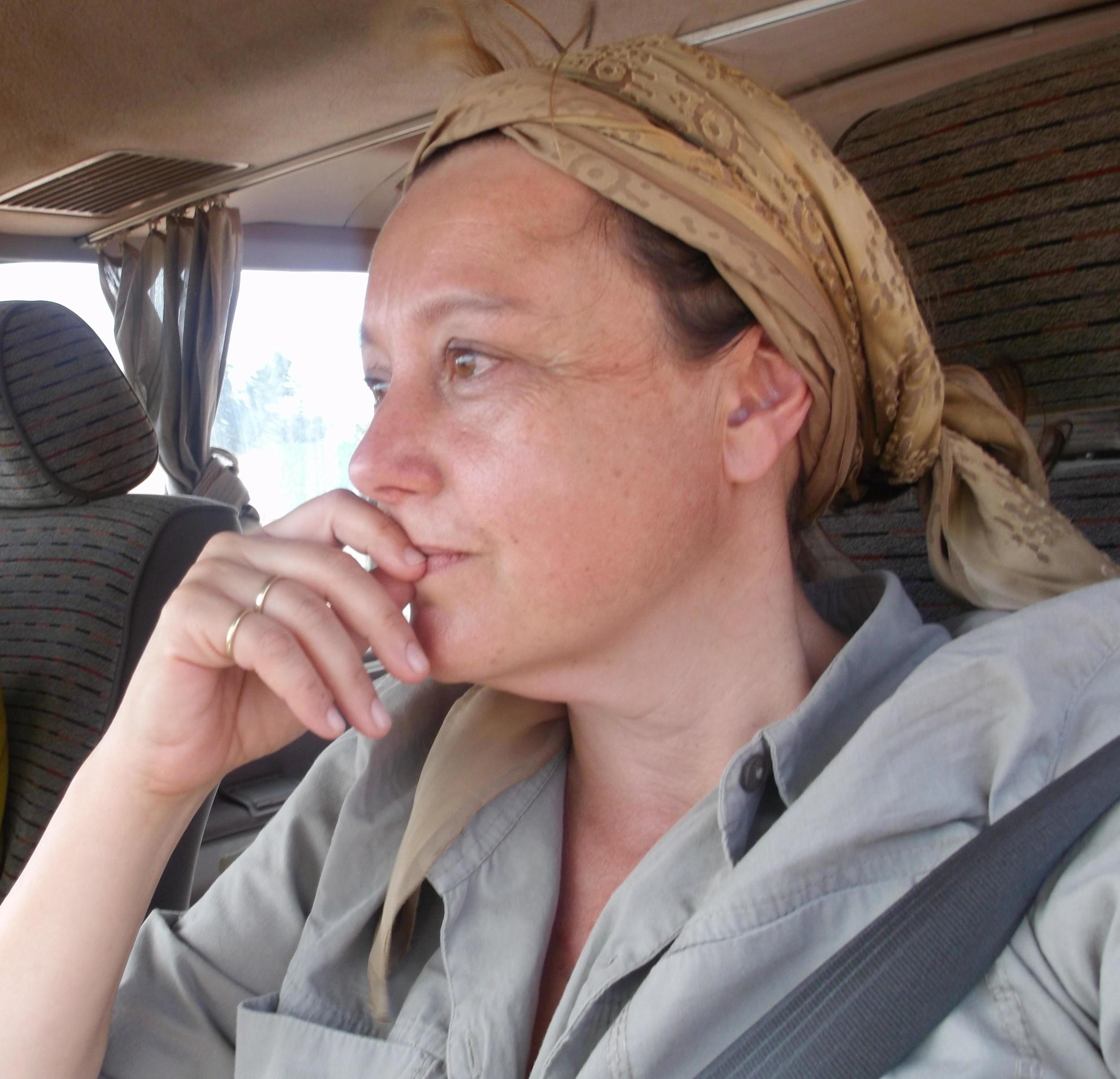 Amy Millican, Owner, Flyga Twiga, Uganda ©Flyga Twiga LLC