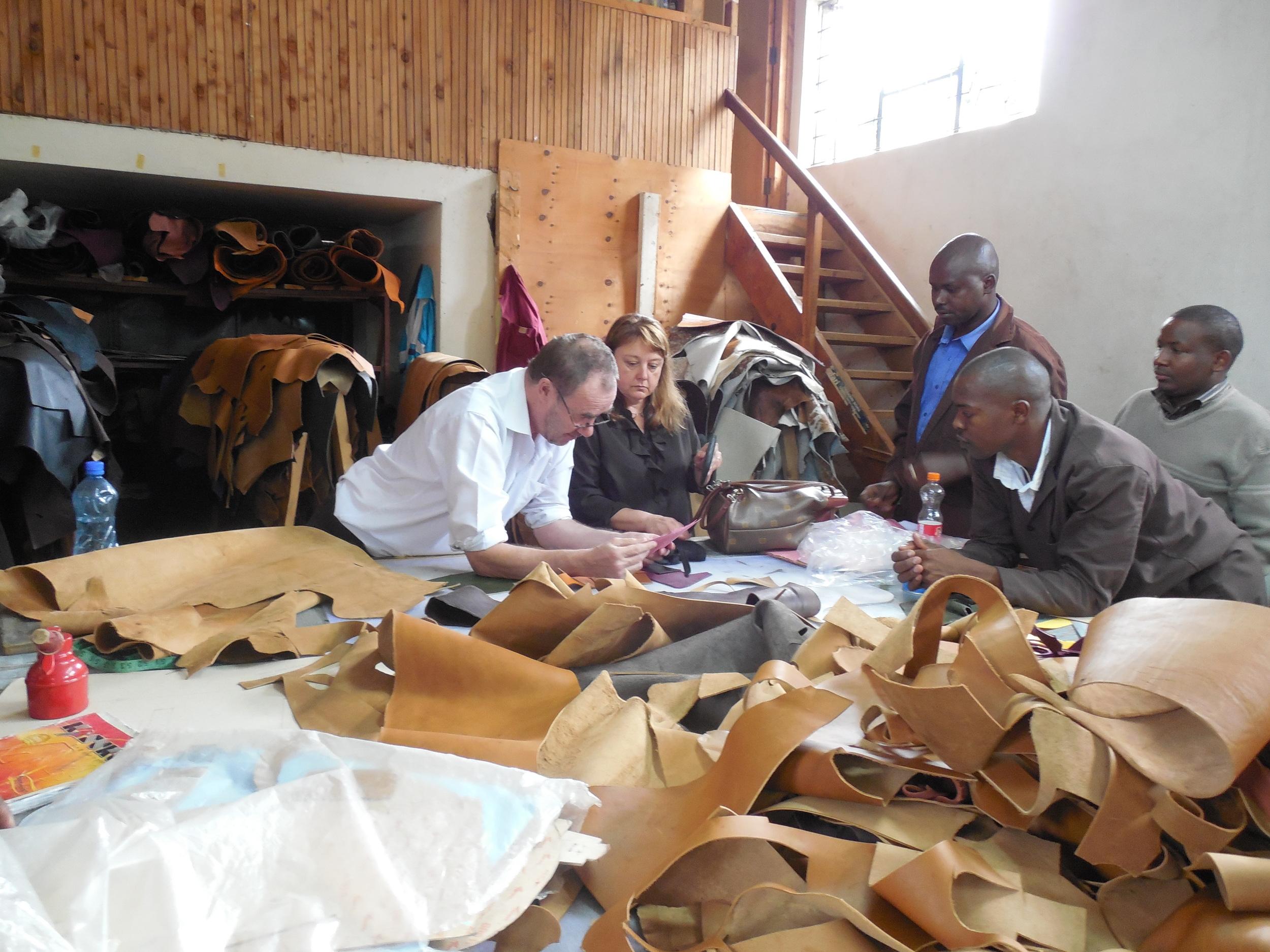 Rift Valley Leather © Flyga Twiga LLC