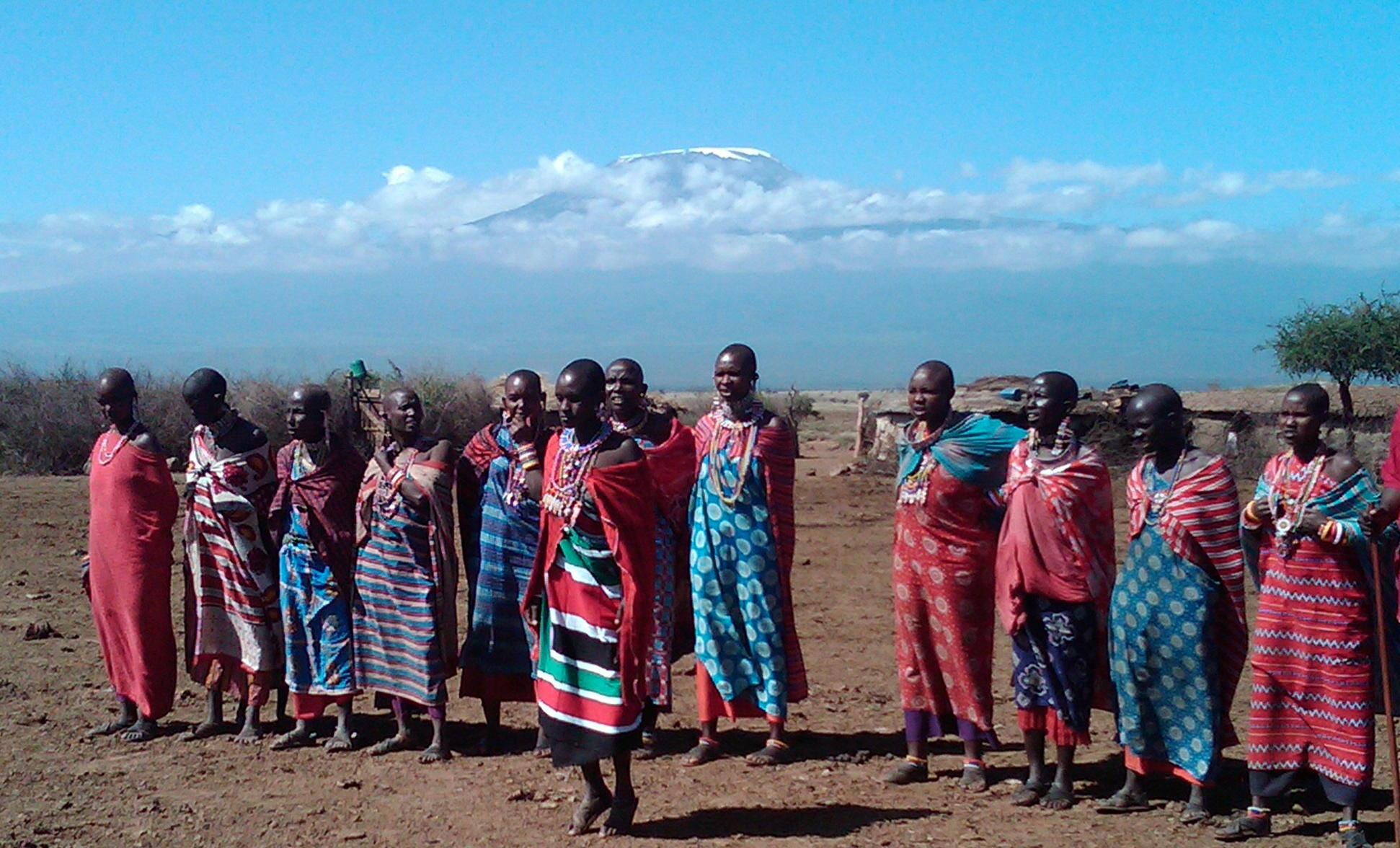 Maasai Women Kenya © Flyga Twiga LLC