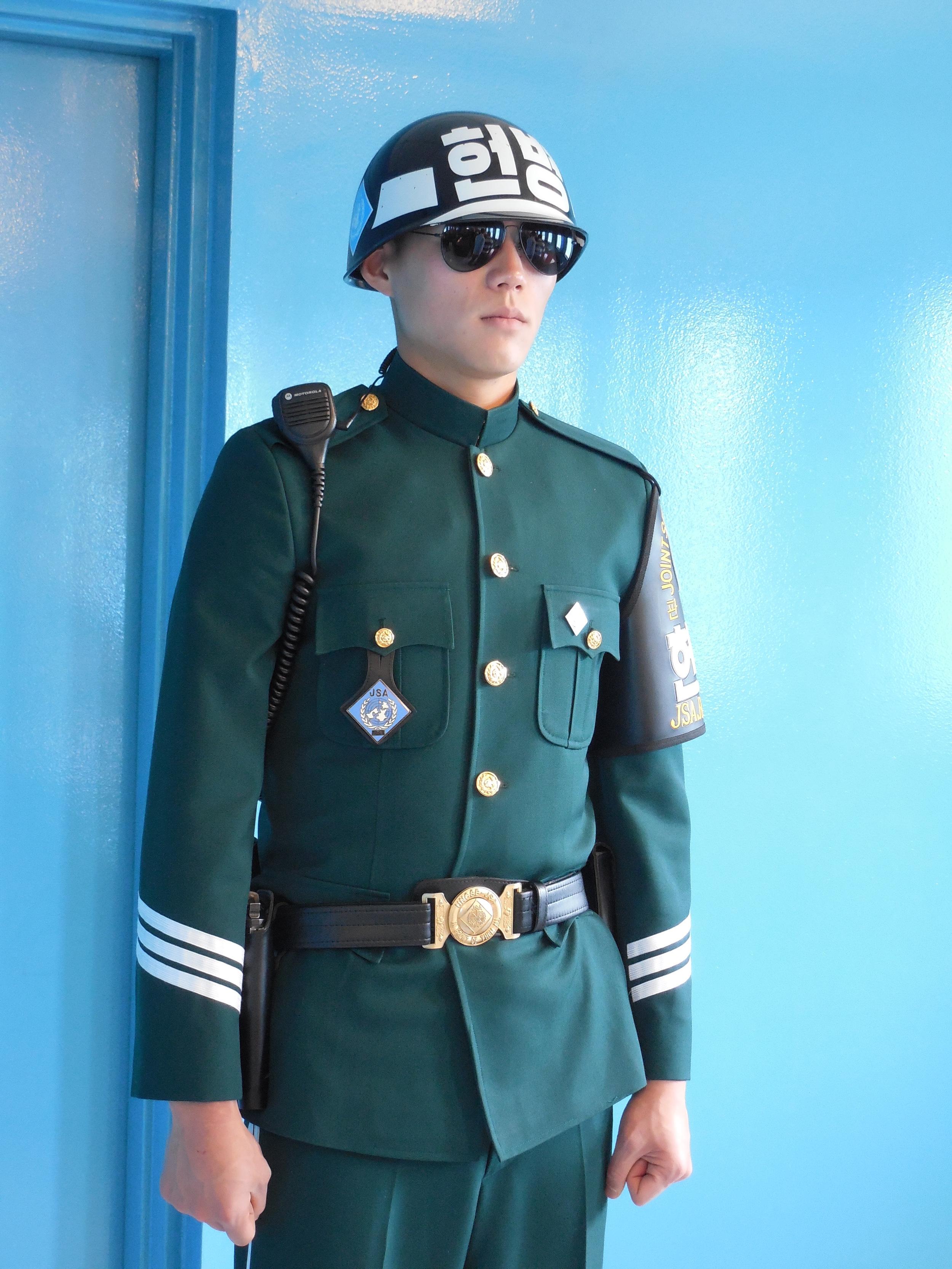 ROK Military DMZ 2015 © Flyga Twiga LLC