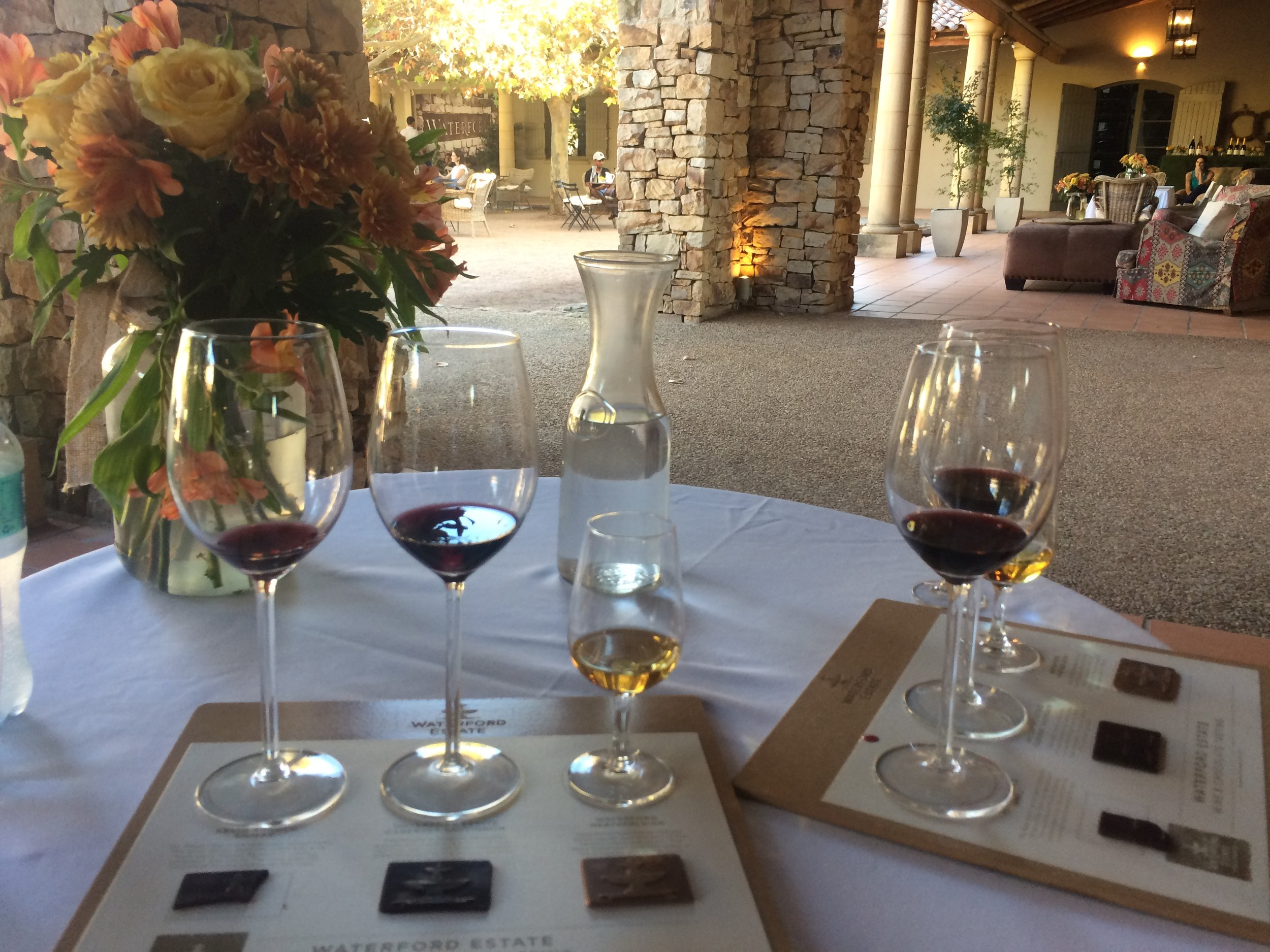 Waterford Tasting © Flyga Twiga LLC
