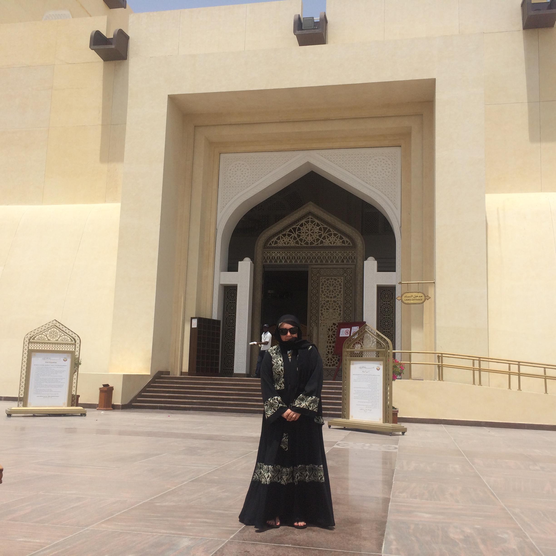State Grand Mosque (Imam Muhammad ibn Abd al-Wahhab Mosque) Doha, Qatar © Flyga Twiga LLC