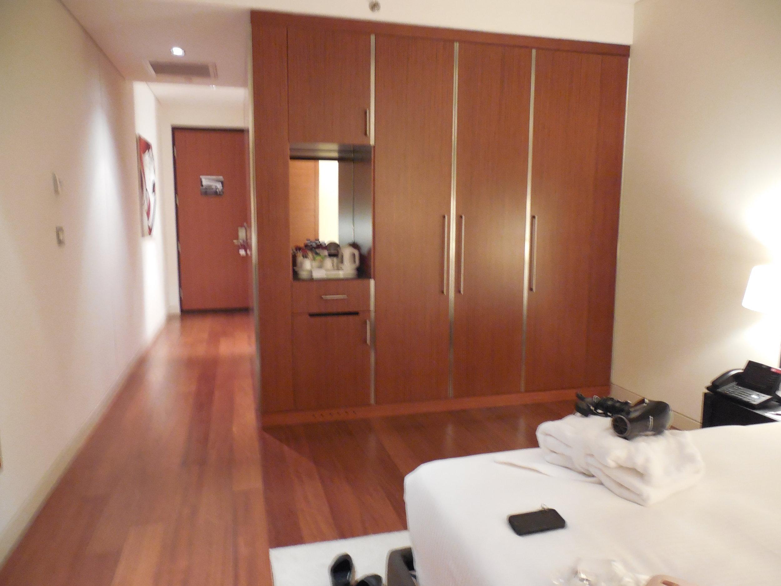 Regular Room Oryx Airport Hotel © Flyga Twiga LLC