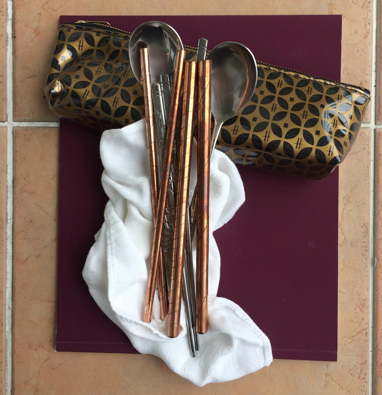 Copper Straws © Flyga Twiga LLC