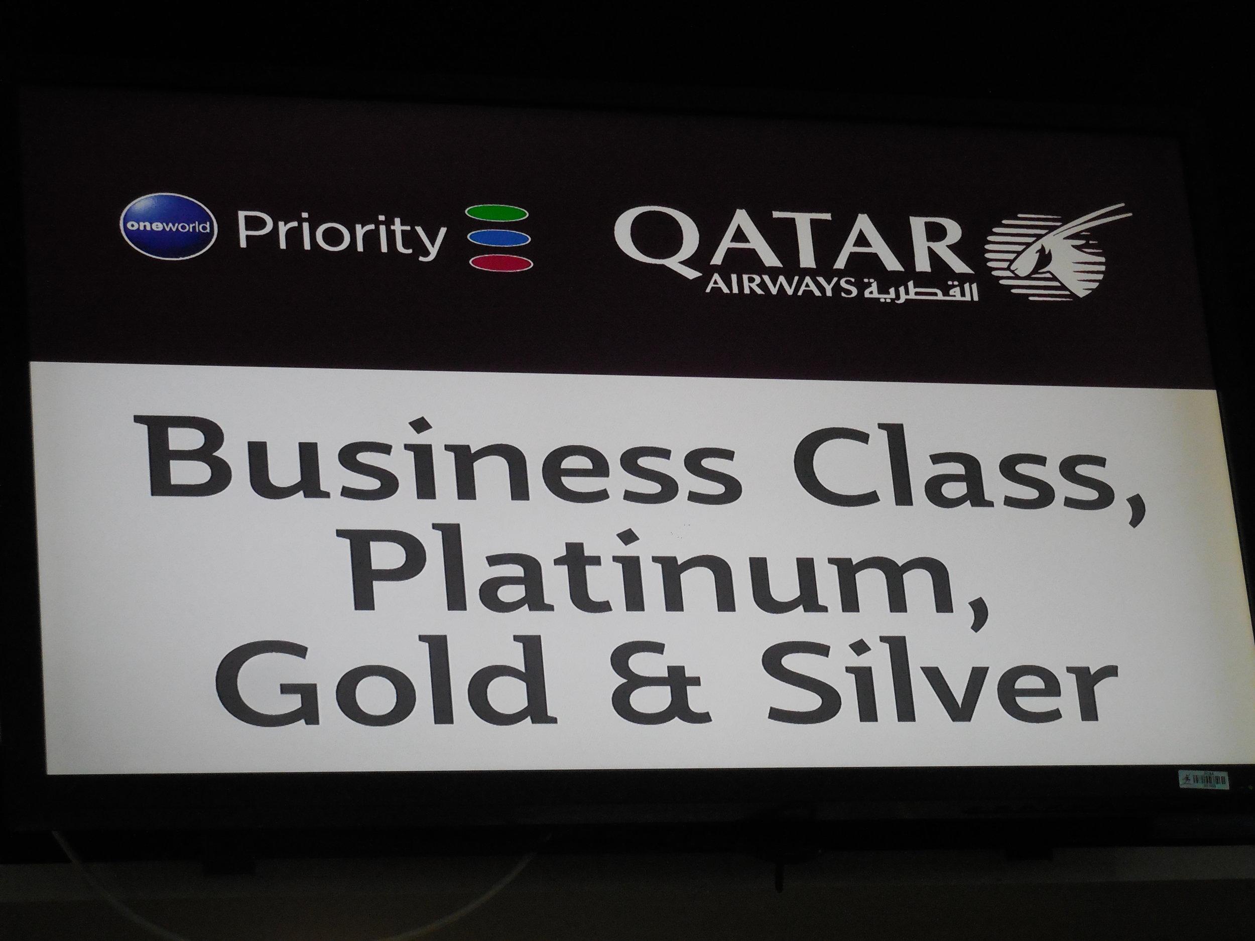 Qatar Airways © Flyga Twiga LLC