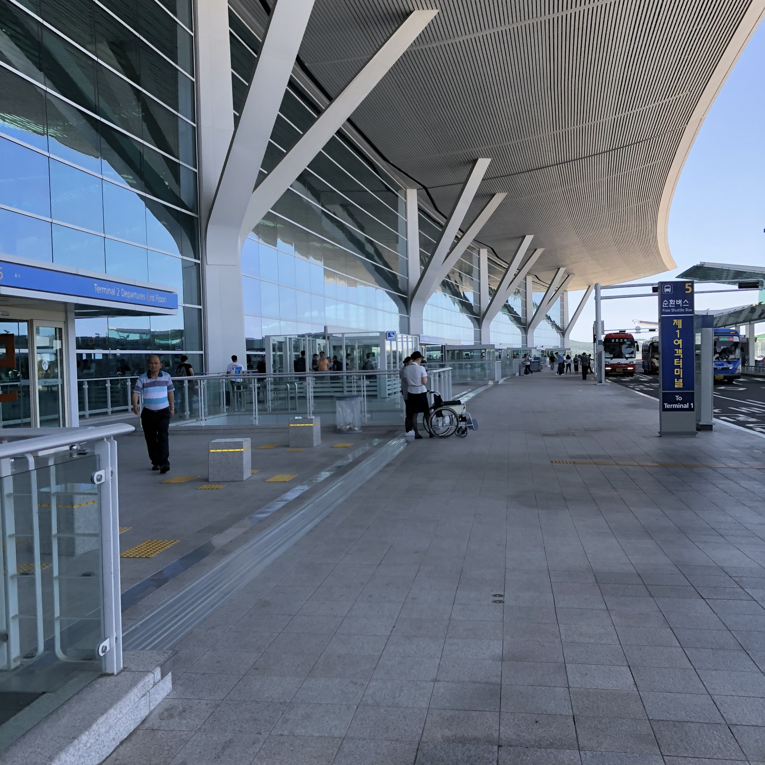 Incheon International Airport Terminal 2 © Flyga Twiga LLC