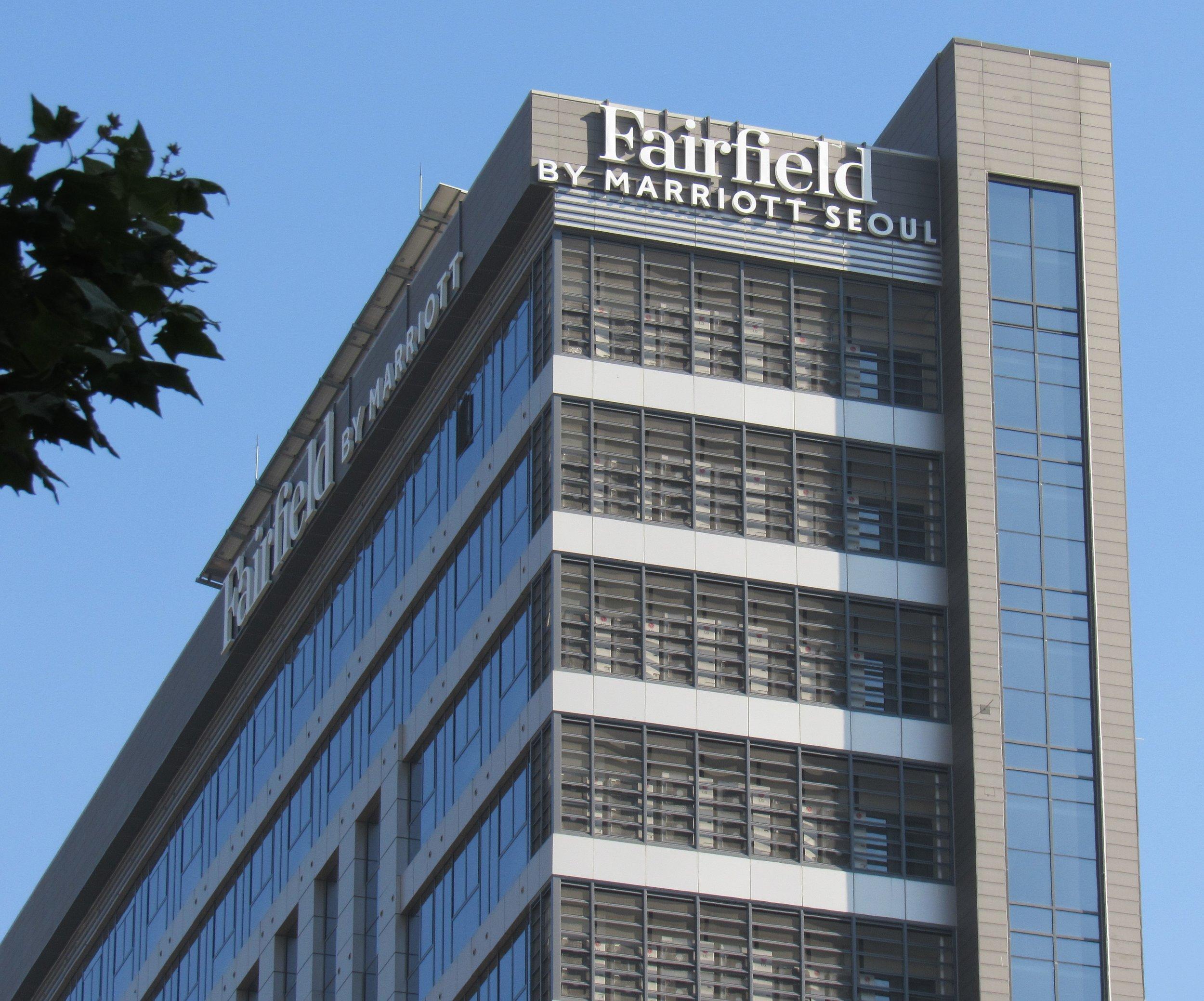 Fairfield by Marriott Seoul © Flyga Twiga LLC