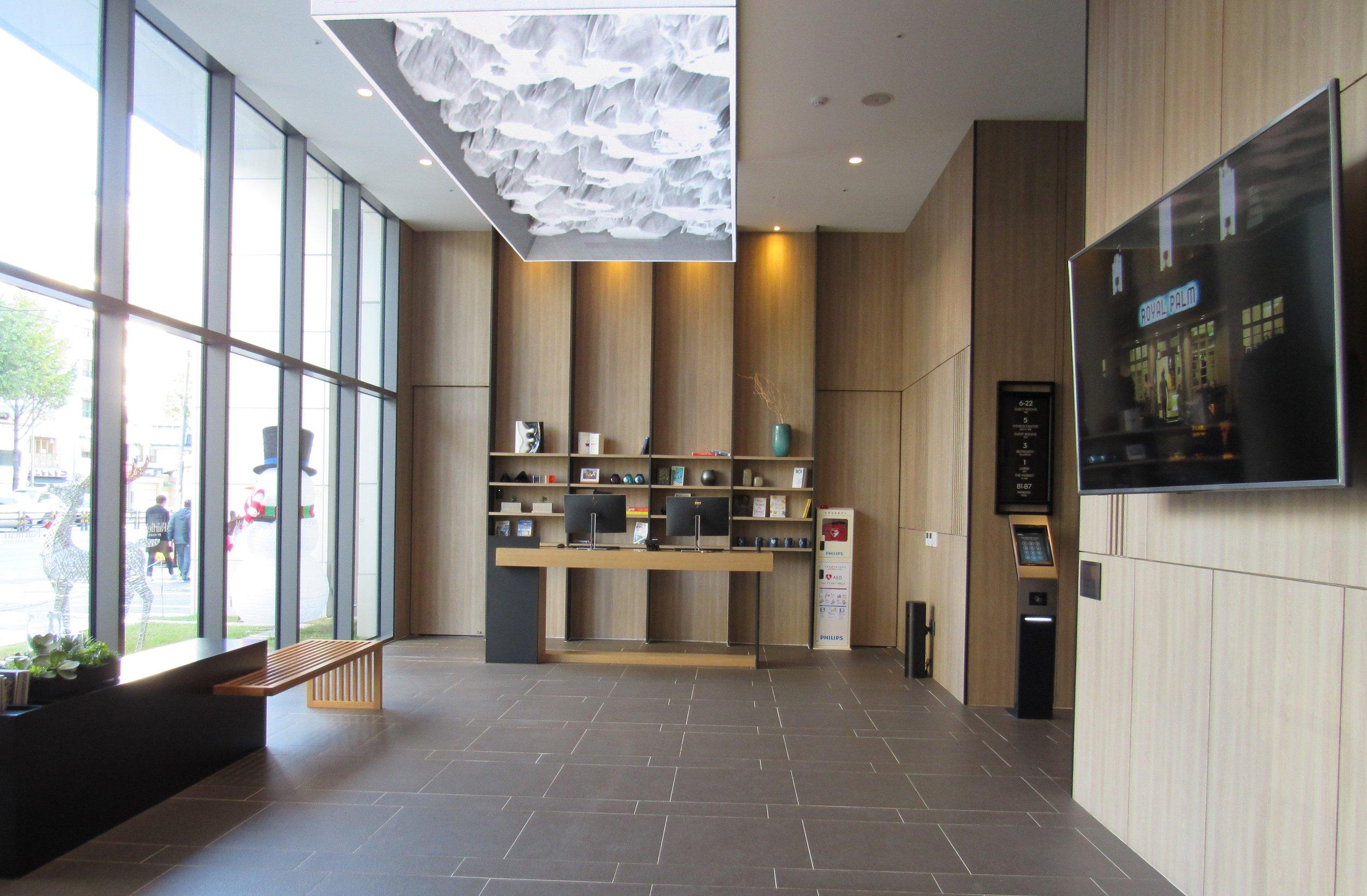 Lobby & Computer Area © Flyga Twiga LLC