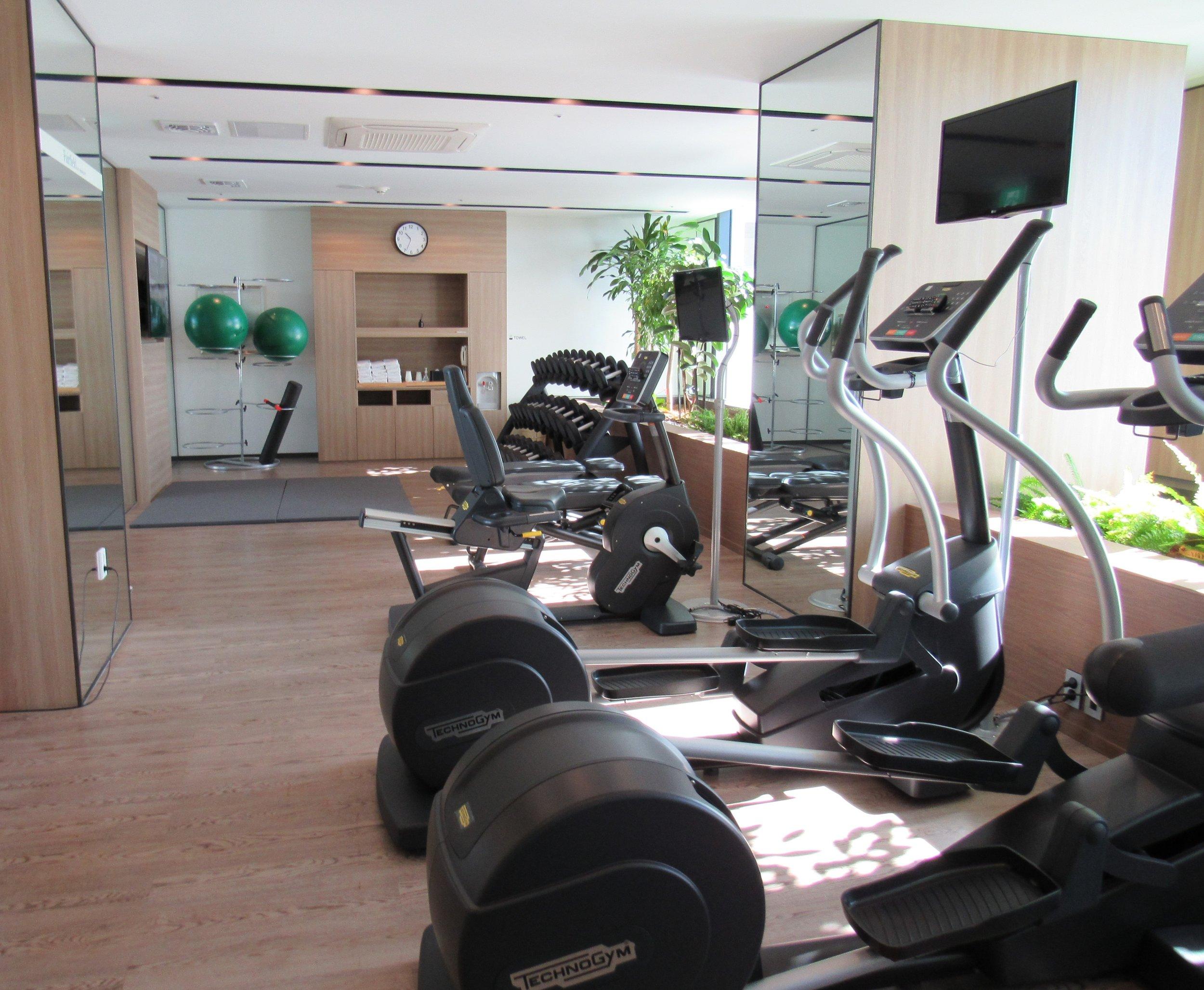 Gym © Flyga Twiga LLC