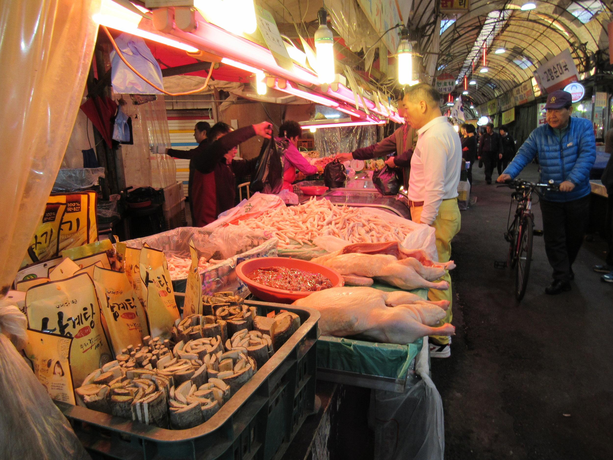 Yeondeungpo Market © Flyga Twiga LLC