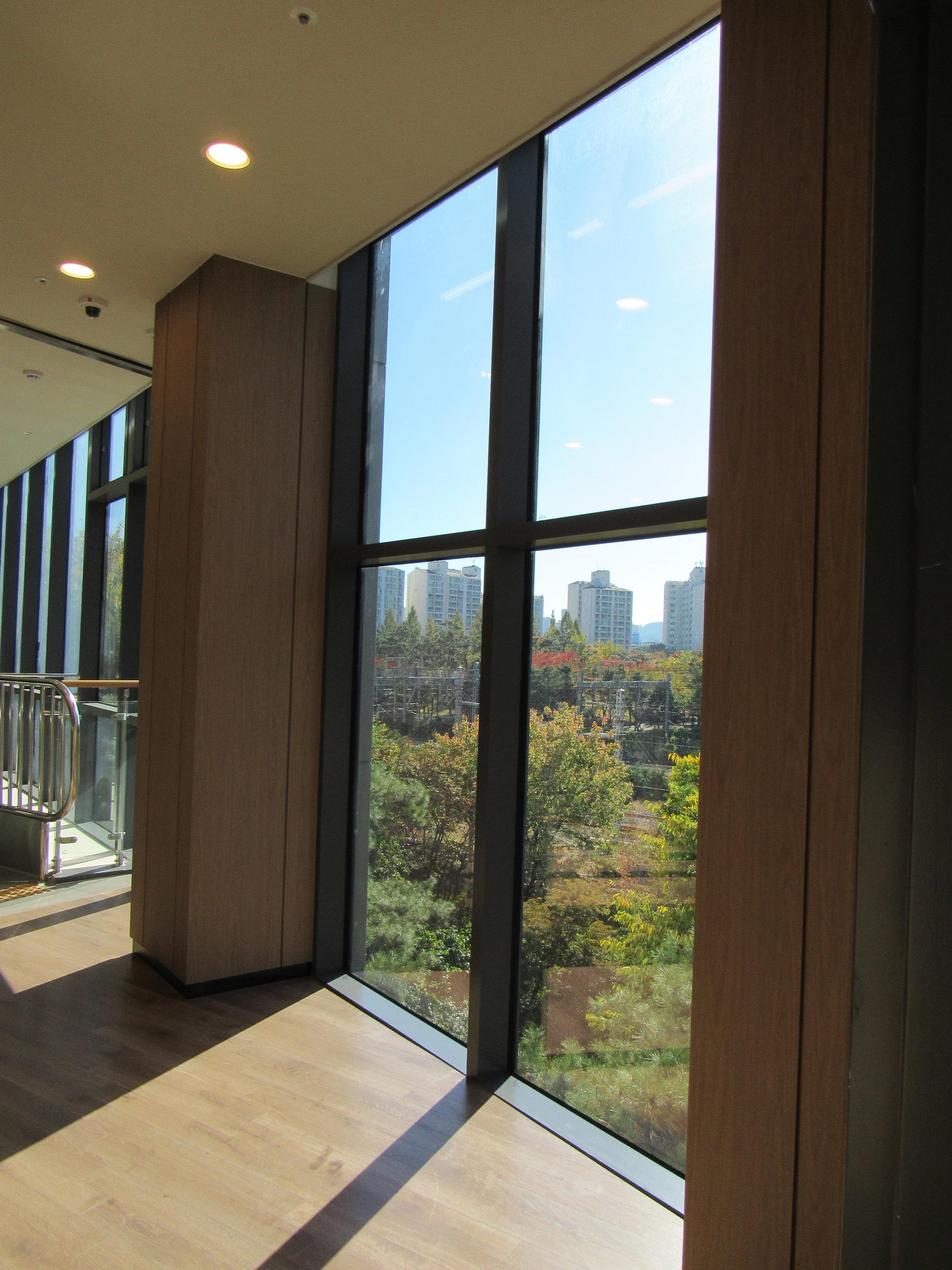 View from Meeting Room Area © Flyga Twiga LLC