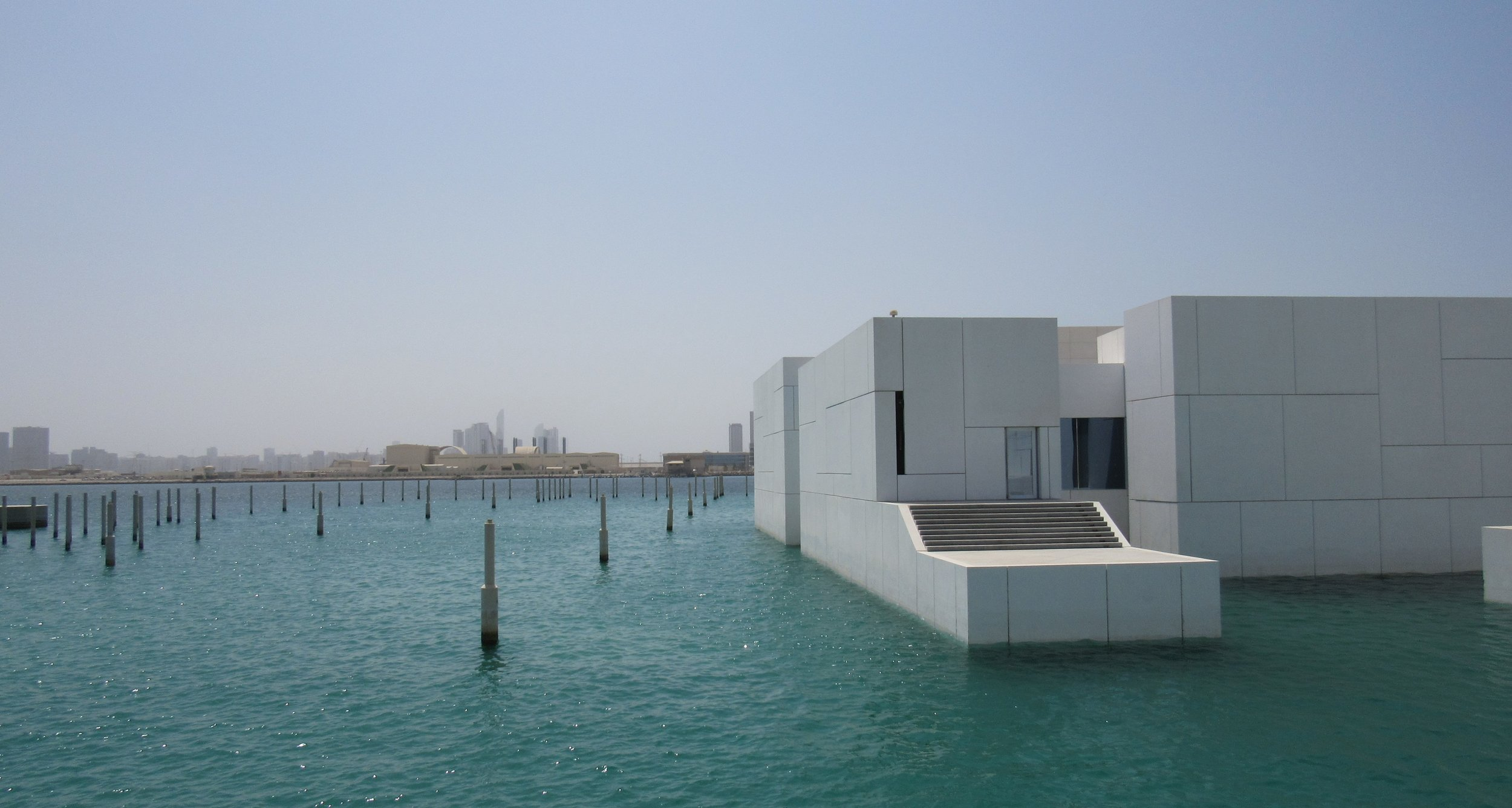 Louvre Abu Dhabi © Flyga Twiga LLC