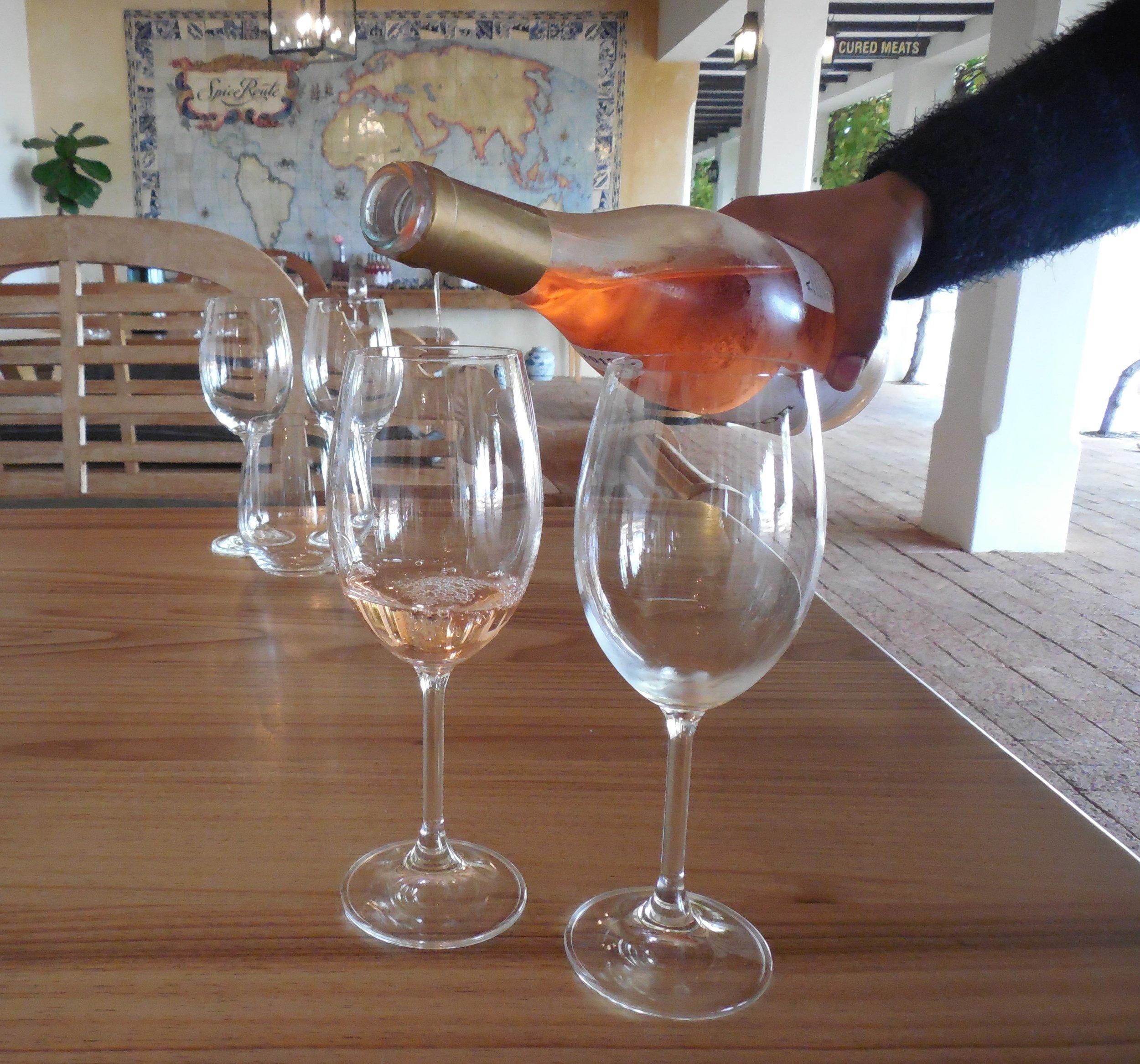 Wine Tasting South Africa © Flyga Twiga LLC