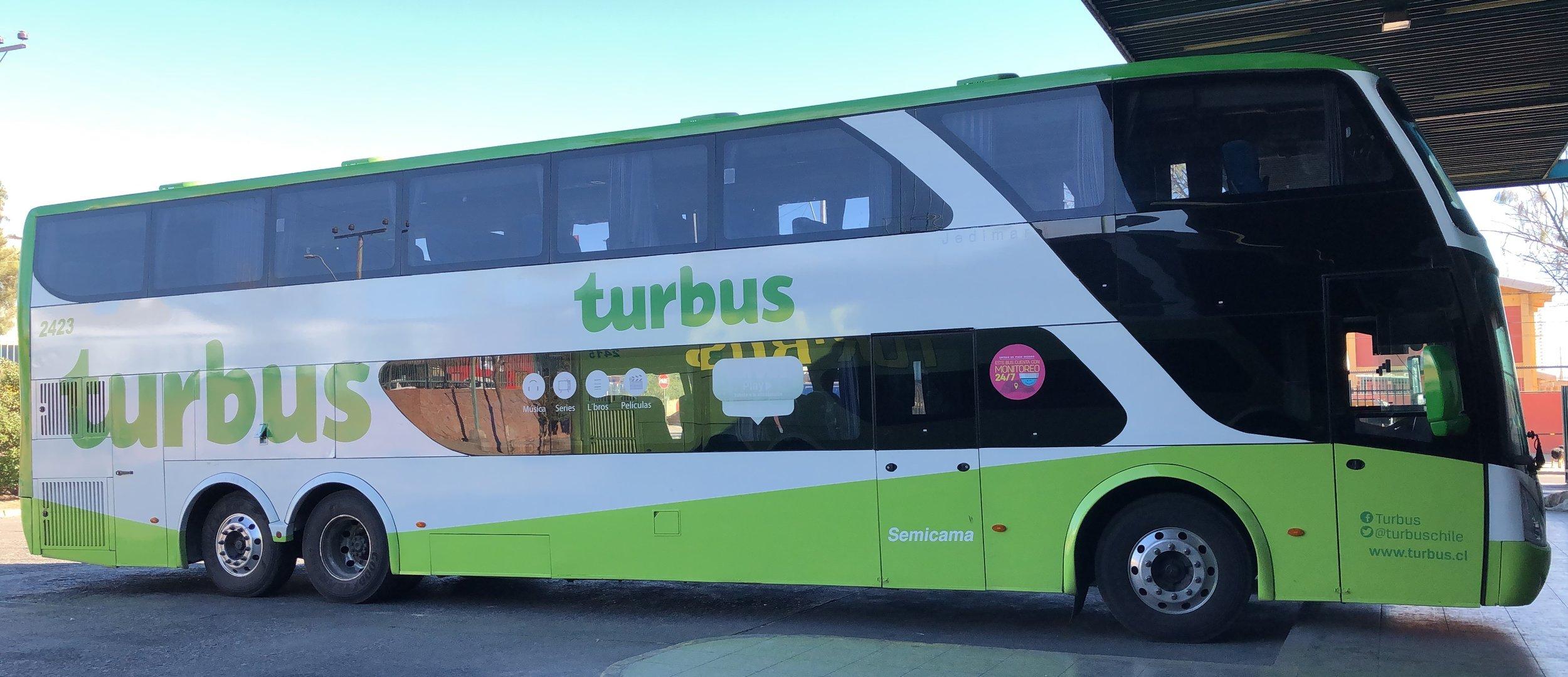 Turbus © Flyga Twiga LLC