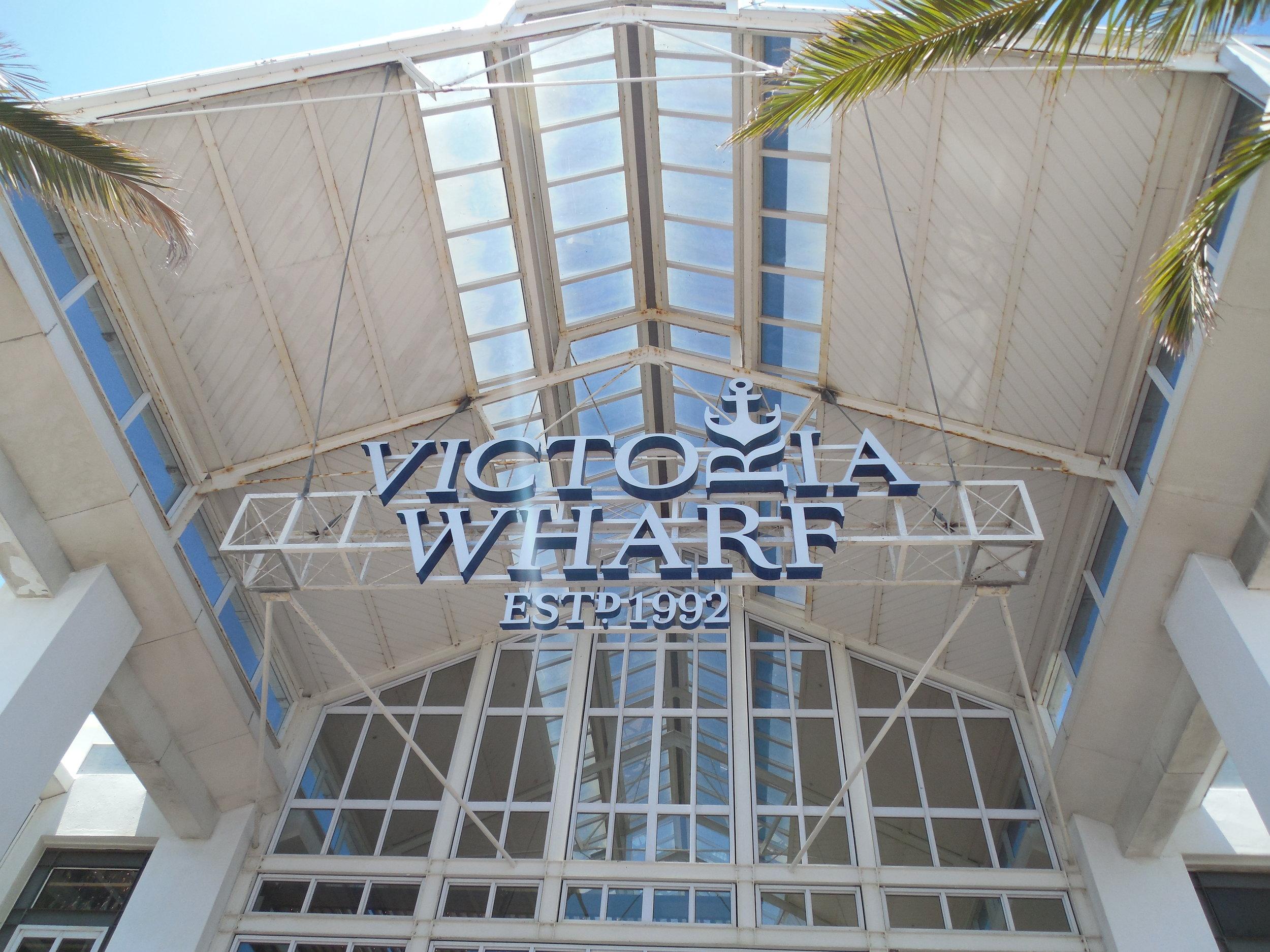 Victoria Wharf ©Flyga Twiga LLC